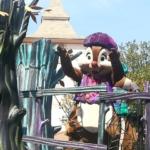 ディズニーハロウィーンのパレード
