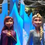 有楽町マルイ『アナと雪の女王2』ポップアップショップへ行きました